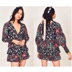 LoveShackFancy Paris Dress Size 8 NWT